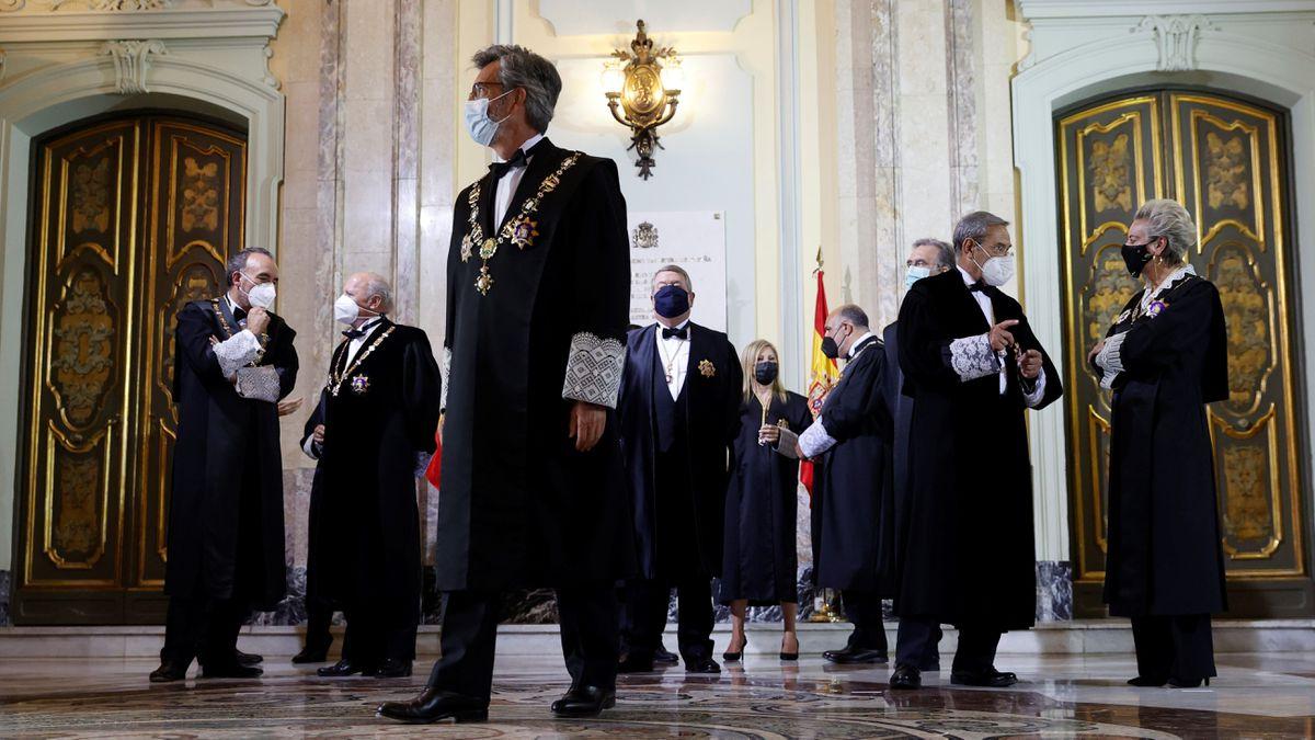 """El Consejo de Europa pide a España que cambie el sistema de elección judicial """"sin demora""""  España"""