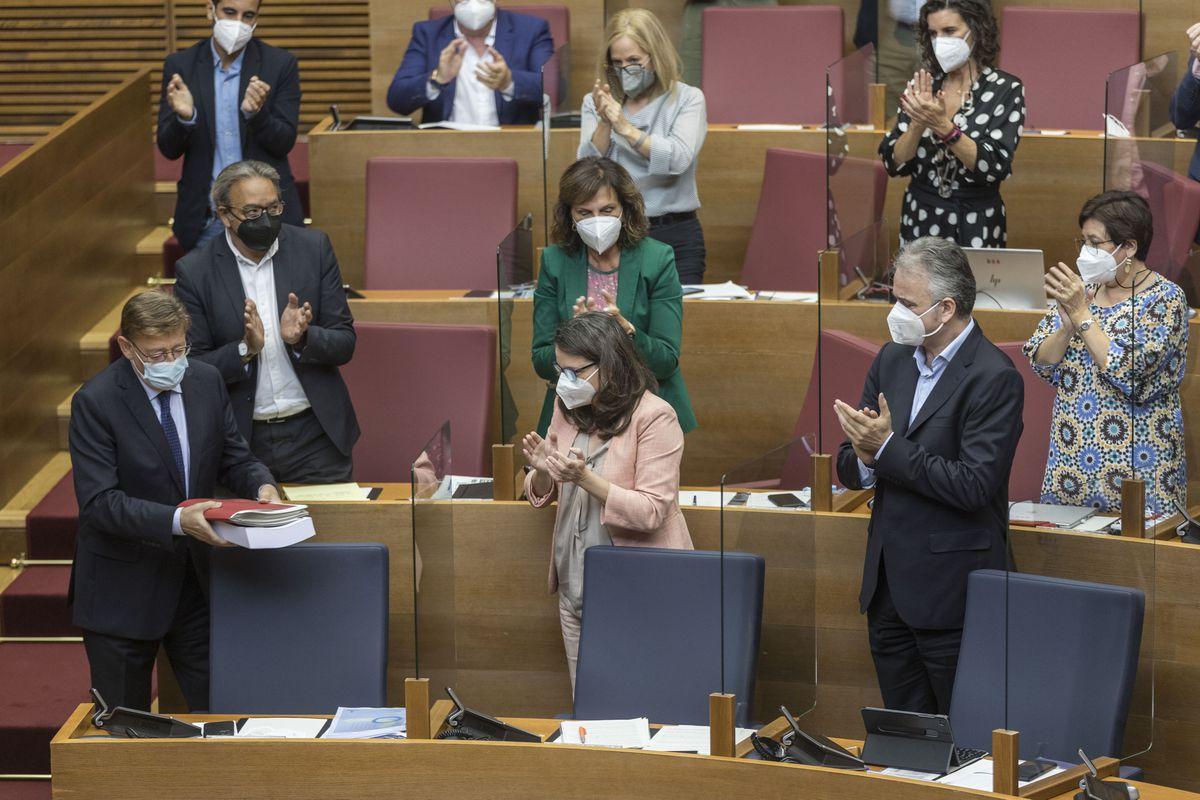El Gobierno de Valencia solicita el traspaso de control de Renfe Cercanías  Valencia