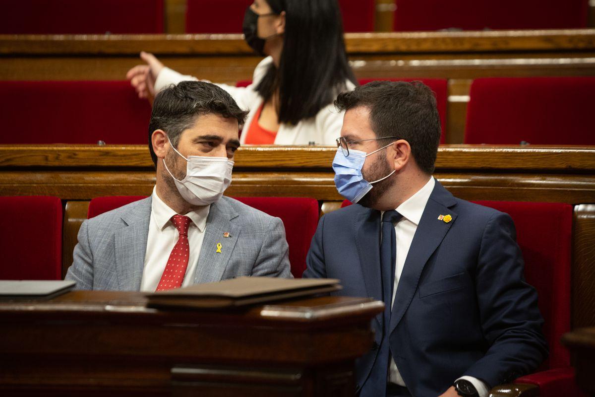 El Parlamento votará sobre la autodeterminación a pesar de las advertencias del Tribunal Constitucional  Cataluña