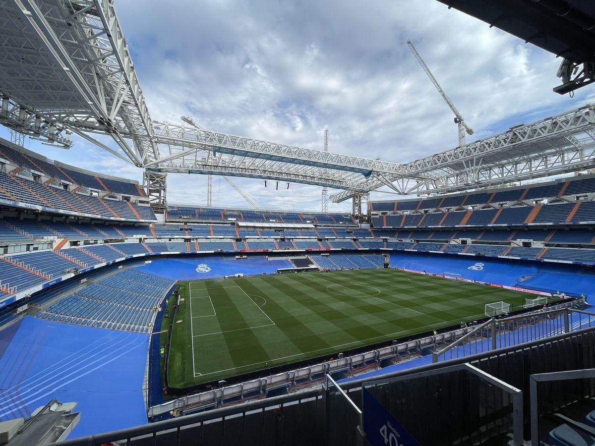 El Real Madrid entra en su verdadera realidad  deporte