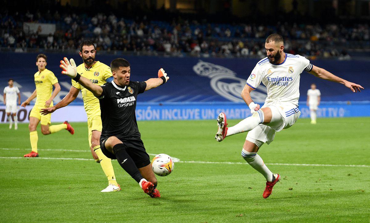 El Villarreal se afeita Madrid  deporte