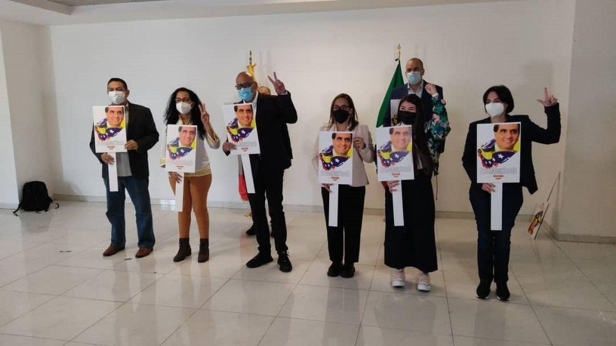 El chavismo endurece las conversaciones con la oposición en México sobre la extradición de Alex Saab    Internacional