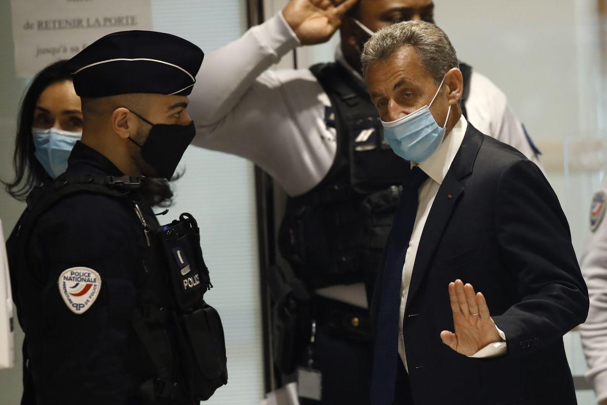 El expresidente francés Nicolas Sarkozy condenado por financiar ilegalmente su campaña en 2012  Internacional