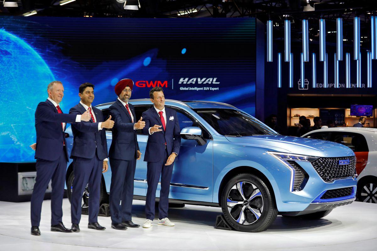 El fabricante chino de automóviles Great Wall presenta una oferta por la planta de Nissan en Barcelona  Ciencias económicas