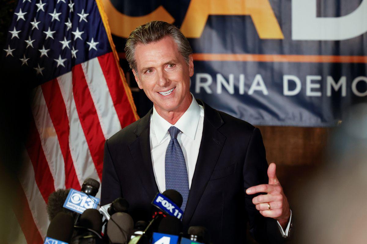 El gobernador de California experimenta fácilmente un intento de juicio político  Internacional