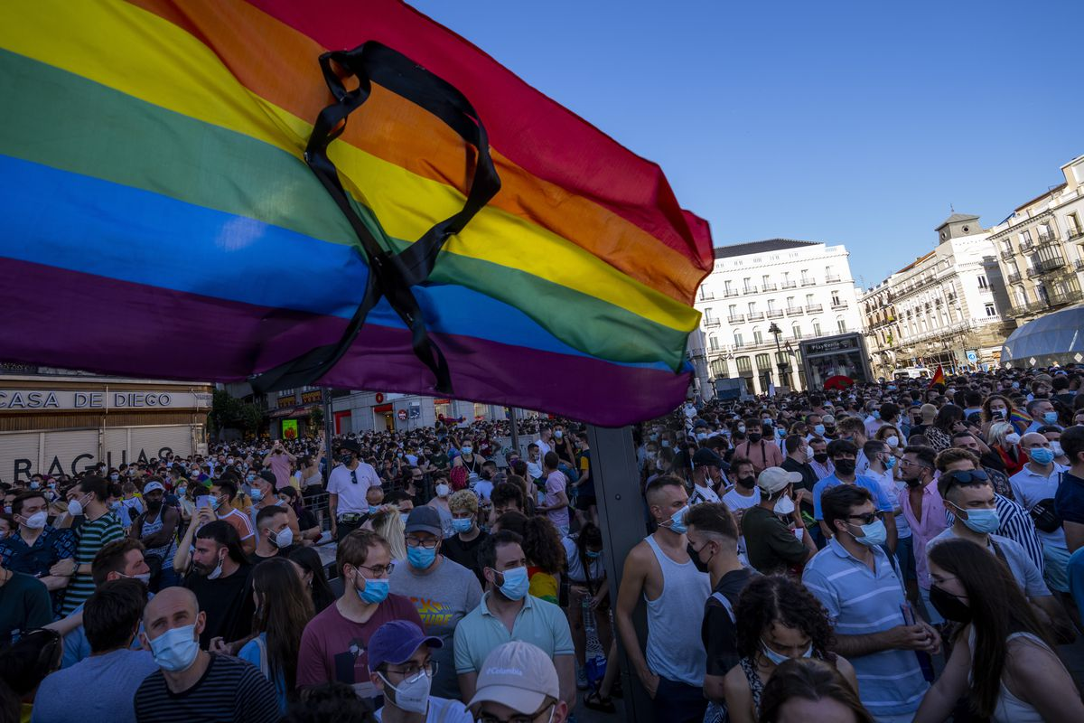 """El joven, que condenó un atentado homofóbico en Madrid, admite que no fue agredido con capucha: """"Se dio consentimiento""""    Comunidad"""