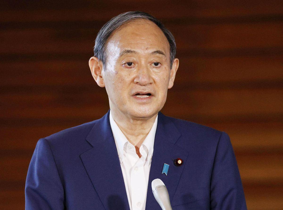 El primer ministro japonés, Yoshihide Suga, dimitirá  Internacional