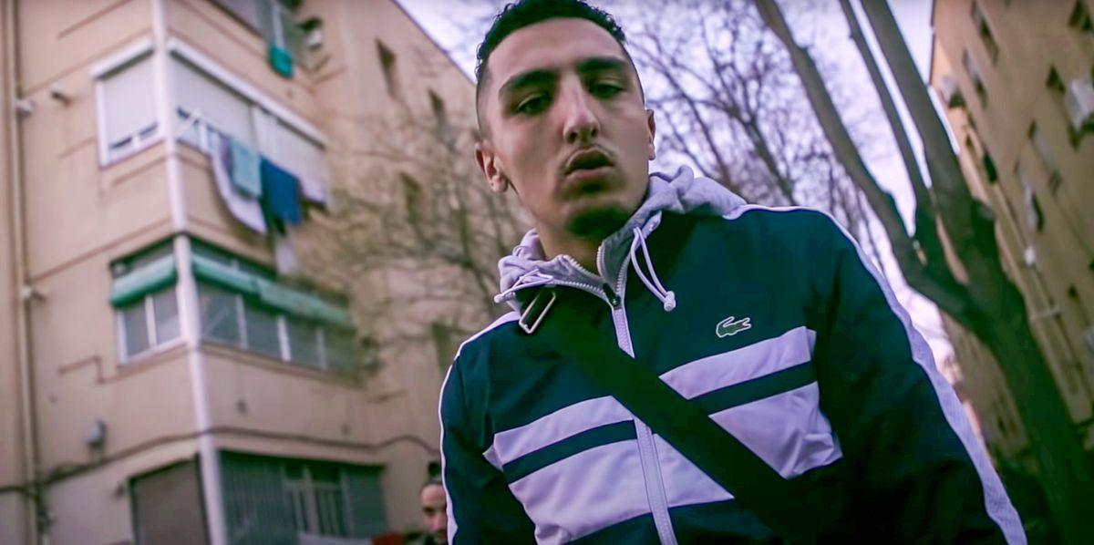 El rapero Morad será juzgado por robo fallido en un piso de Barcelona  Cataluña