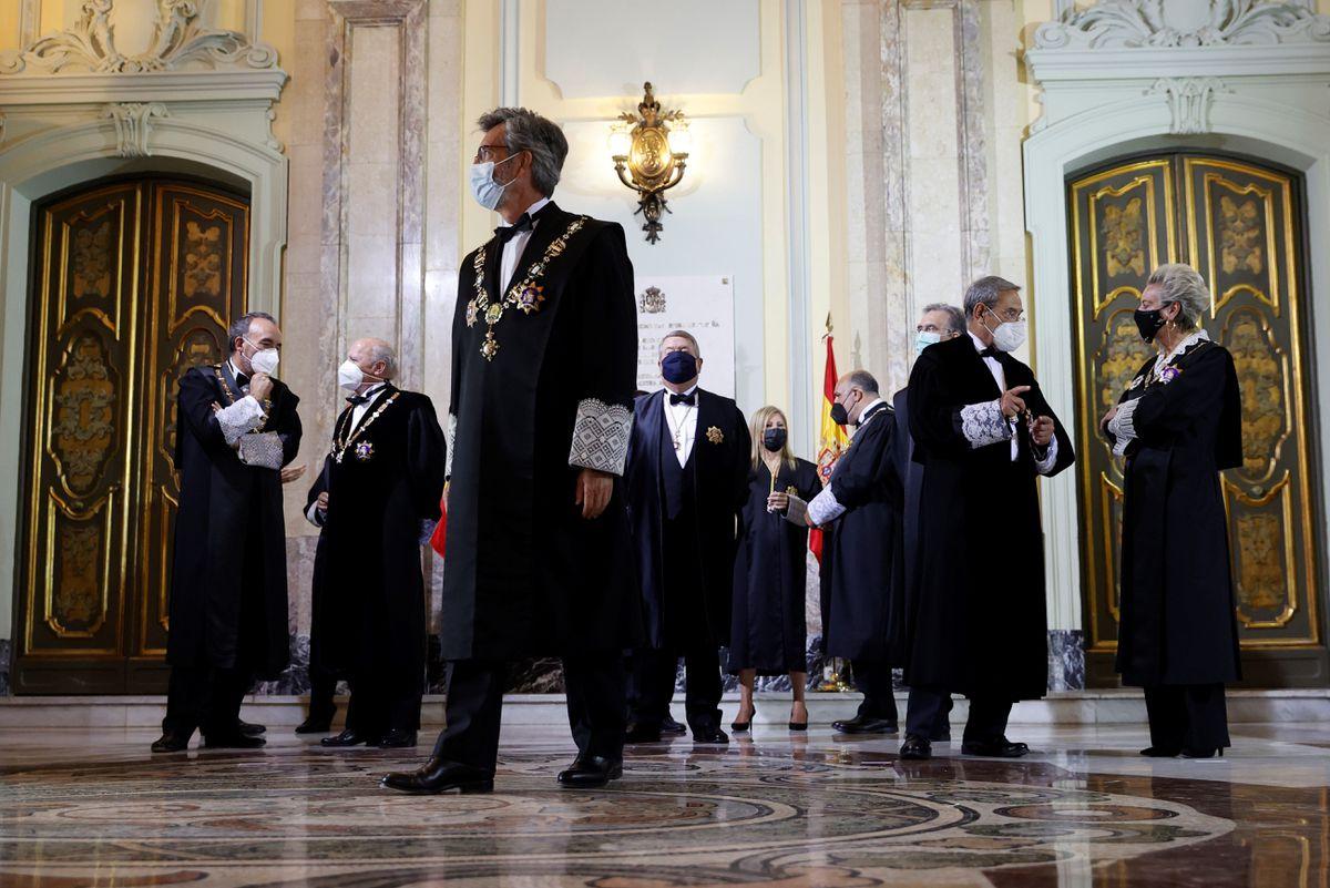 El sistema judicial en Europa, desde el nombramiento político hasta la contratación pública  España