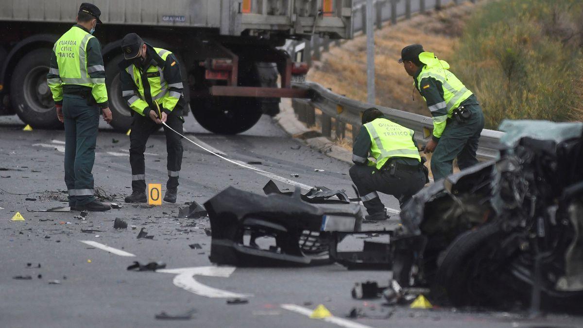 El tráfico informó de 191 muertes en la carretera este verano, la más baja de la historia  España