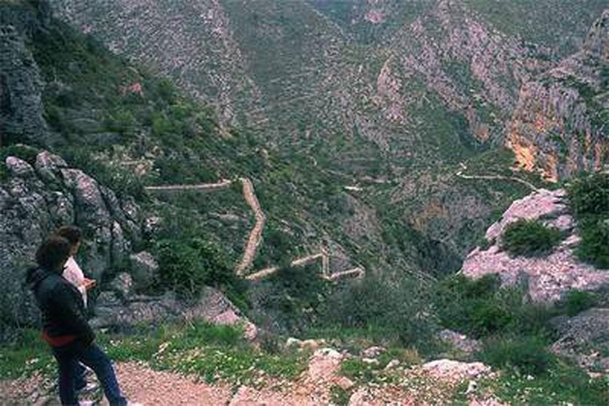 El turista desaparecido en el Barranc de l'Infern, en el interior de Alicante, encontrado sin vida    Valencia