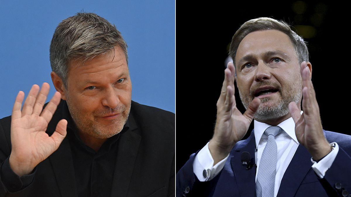 Elecciones alemanas: el futuro de Alemania está en manos de dos hombres  Internacional