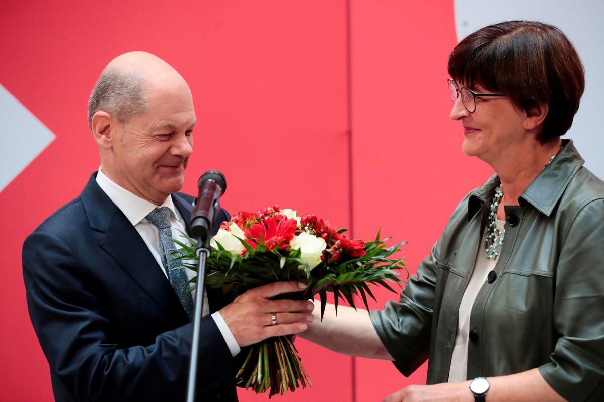 Elecciones en Alemania: la victoria de Olaf Scholz revive la socialdemocracia europea  Internacional