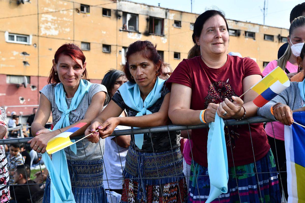 Eslovaquia: El Papa Francisco defiende los derechos de los romaníes en el gueto romaní más grande de Europa    Internacional