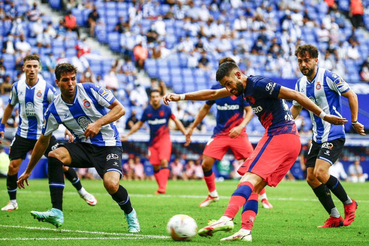 Espanyol - Atlético: Ni Griezmann ni Suárez, la figura es Carasco  deporte