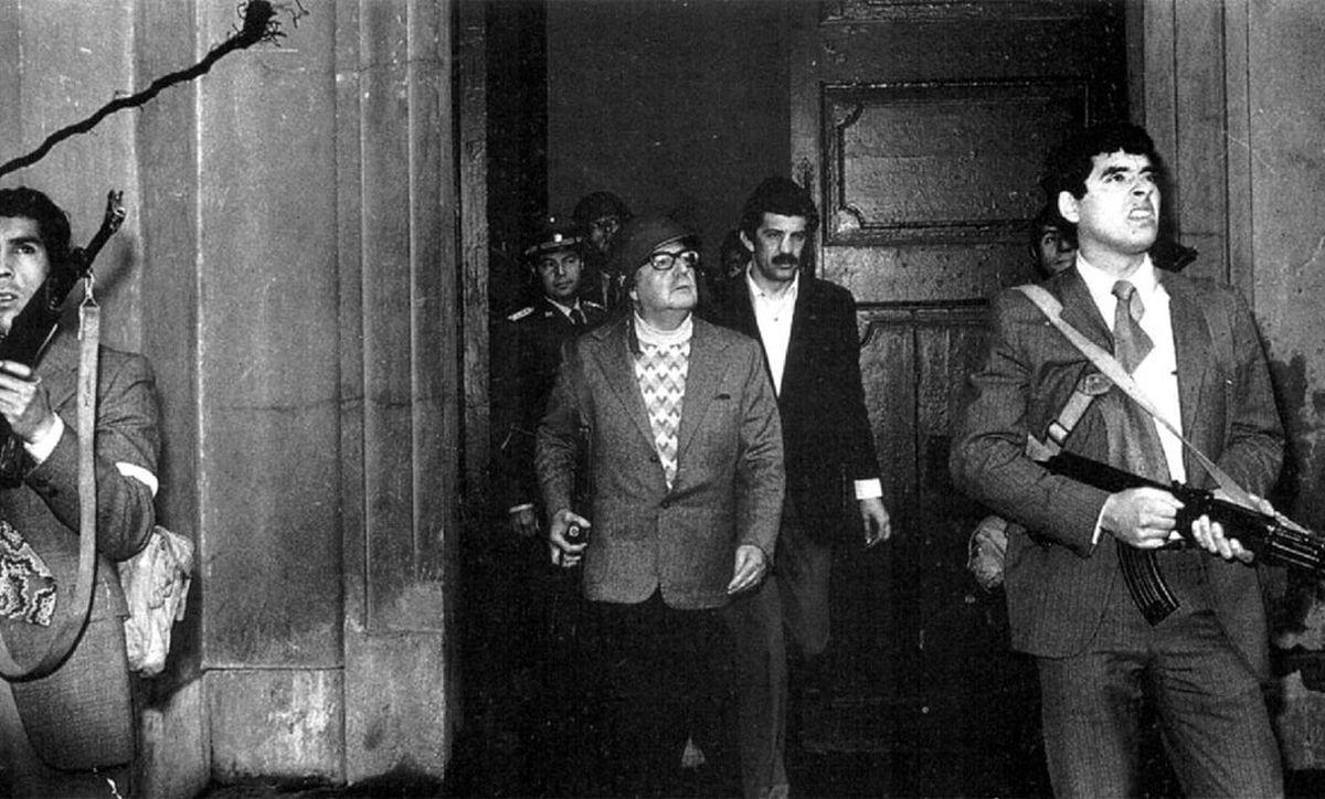 Espías australianos colaboran con la CIA en Chile en la intervención de Estados Unidos contra Salvador Allende |  Internacional