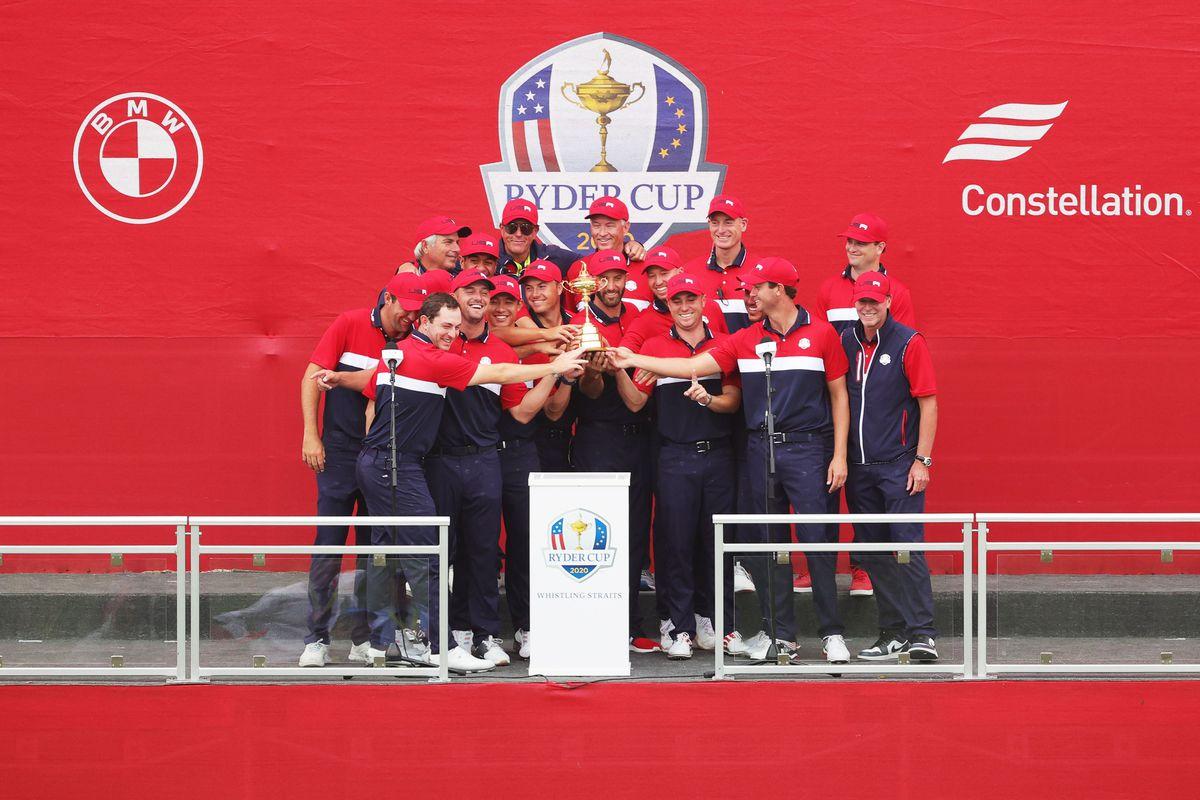 Estados Unidos entierra a Europa en la Ryder Cup  deporte