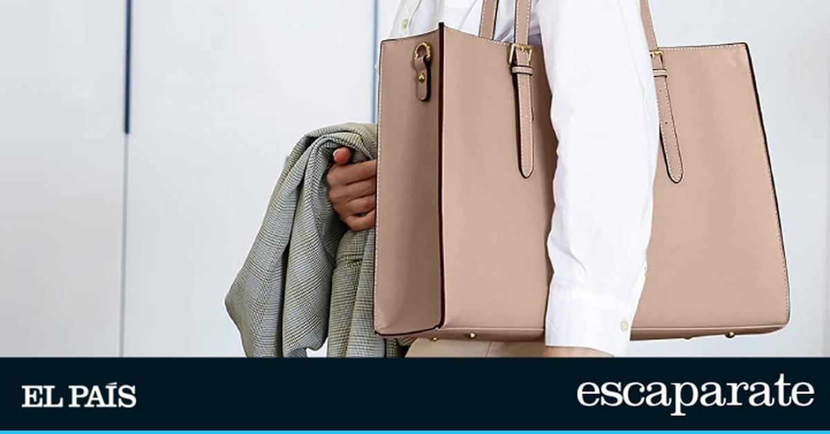 Este elegante y seguro maletín para portátil está disponible en 11 colores.  Escaparate