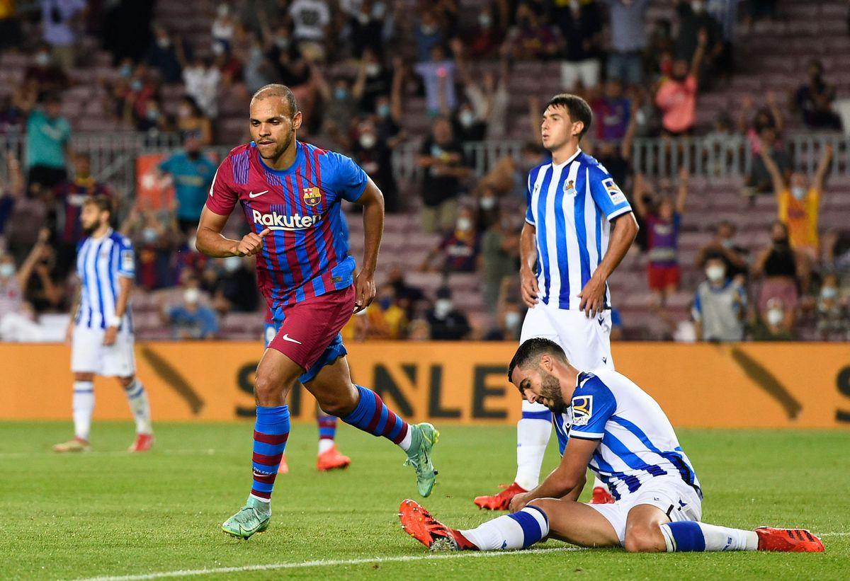 FC Barcelona: Braithwaite, nueva derrota por lesión de Kuman  deporte