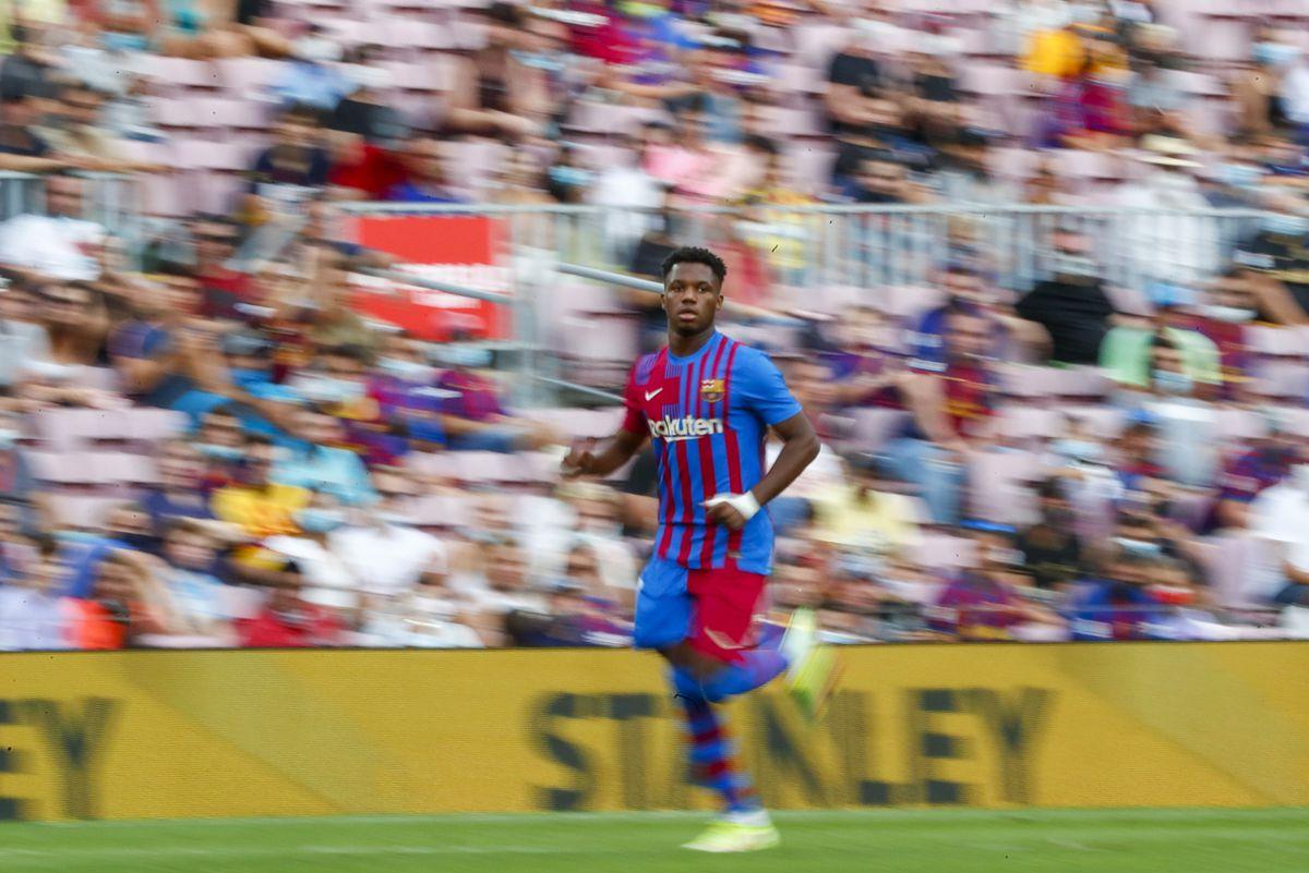 FC Barcelona: los jóvenes del Barça quieren un mensaje alternativo  deporte