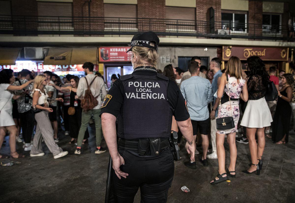 Fallas 2021: Cómo mantener la botella alejada  Valencia