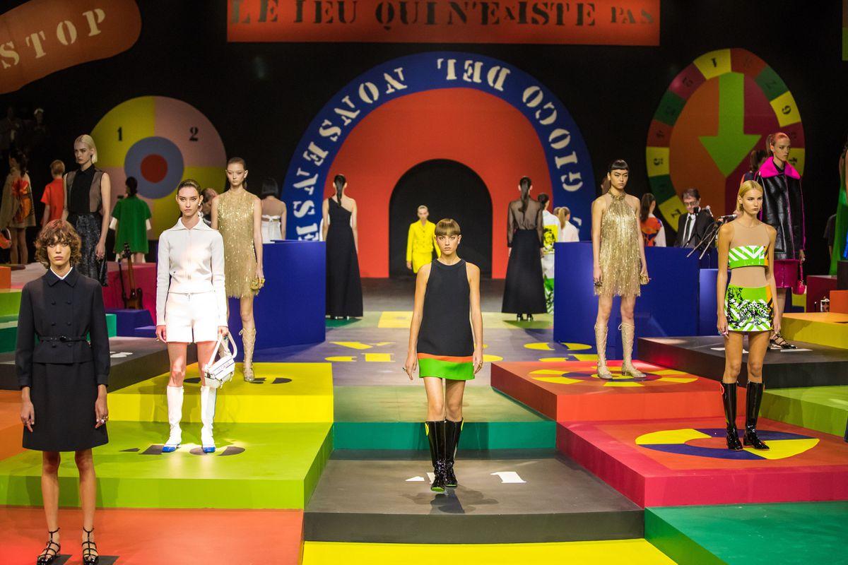 Fashion Week: París celebra el regreso de las pasarelas con tres fiestas muy distintas |  Gente