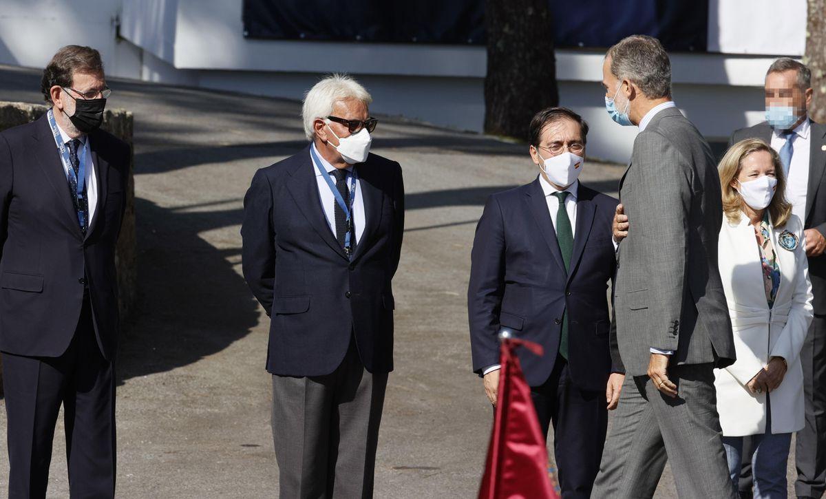 Felipe VI: El Rey defiende los valores democráticos conquistados frente al aislacionismo unilateral  España