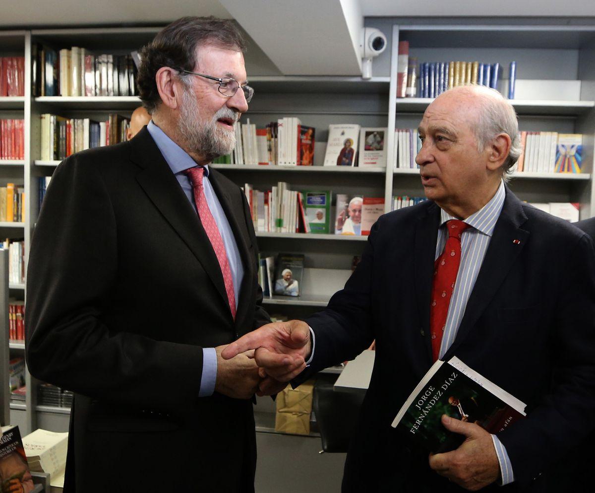 Fernández Díaz nombra chef a PP Rajoy  España