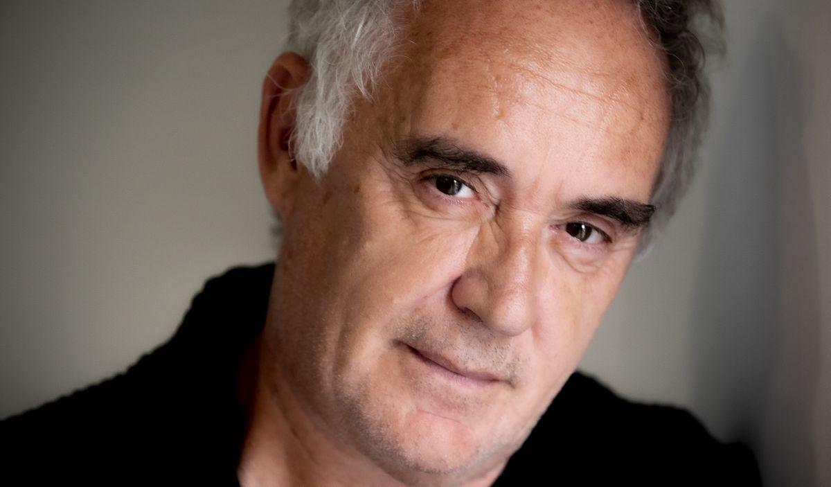 """Ferran Adria: """"Me encanta Bolicaos"""".  Gente"""