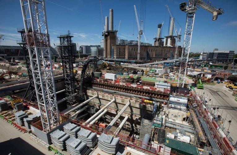 Ferrovial completa la primera ampliación del Metro de Londres en más de veinte años  Ciencias económicas
