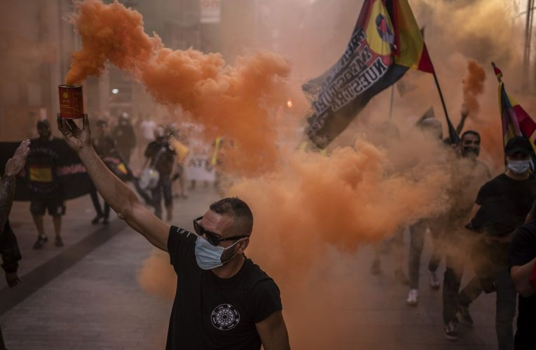 Fiscalía inicia investigación oficial sobre marcha neonazi en Chueca por crimen de odio |  Comunidad