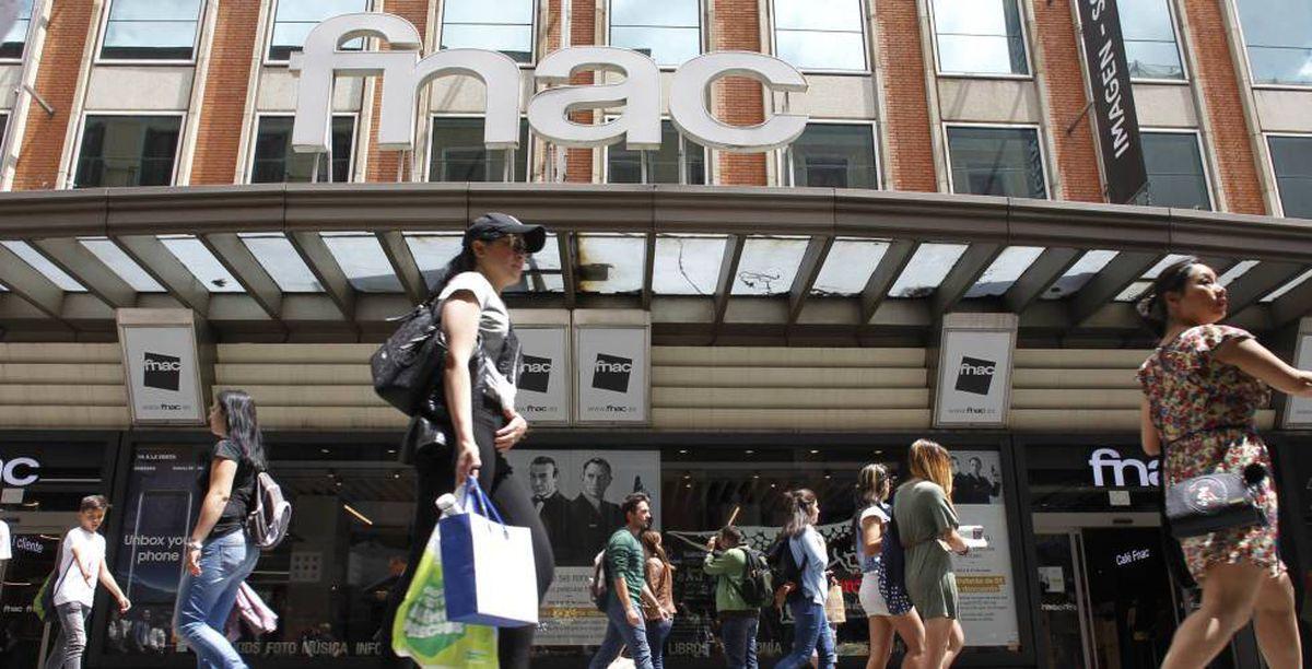 Fnac está sufriendo la pandemia, pero apuesta por seguir abriendo tiendas en España.  |  Ciencias económicas
