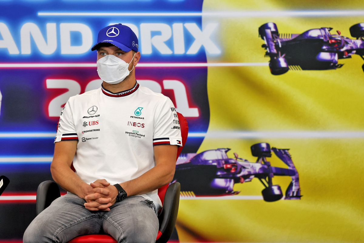 Fórmula 1: Botas deja espacio a Russell en Mercedes  deporte