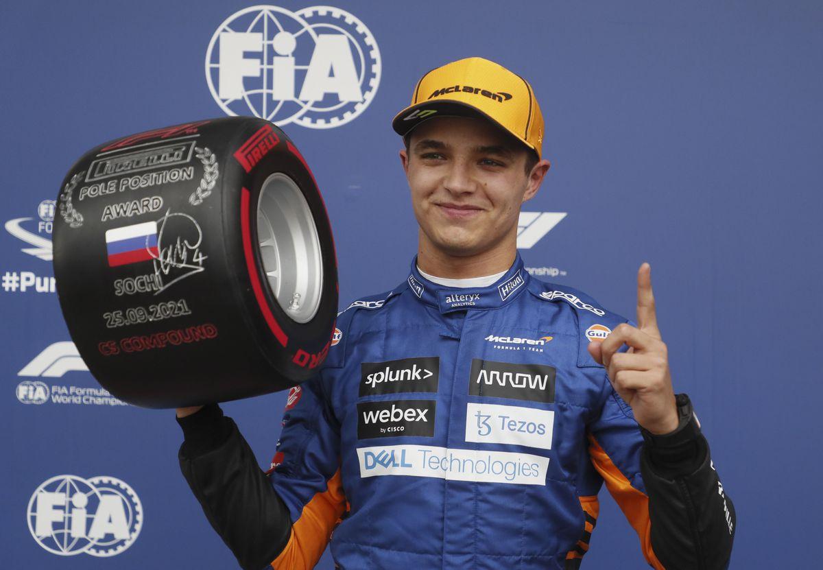 Fórmula 1 de Rusia: McLaren extiende fiesta en Sochi  deporte