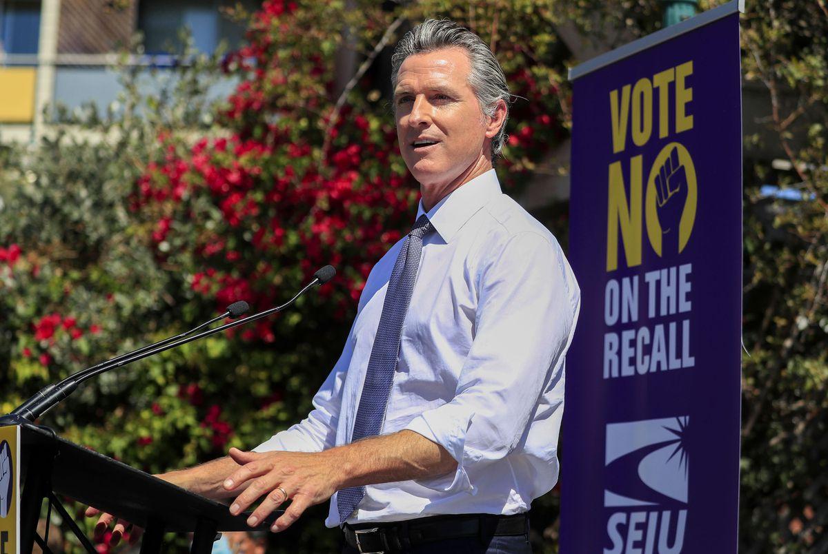 Gavin Newsom: La apuesta del gobernador de California por las elecciones demócratas vitales    Internacional