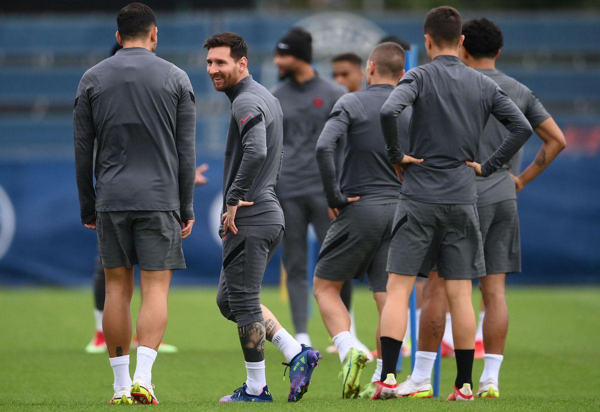 """Guardiola: """"Estoy seguro de que Messi será feliz en París"""".  deporte"""