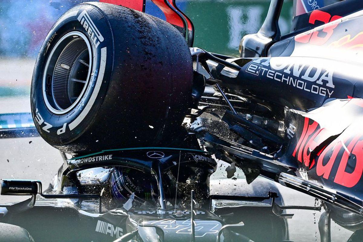 Hamilton y Verstappen, como Senna y Prost  deporte
