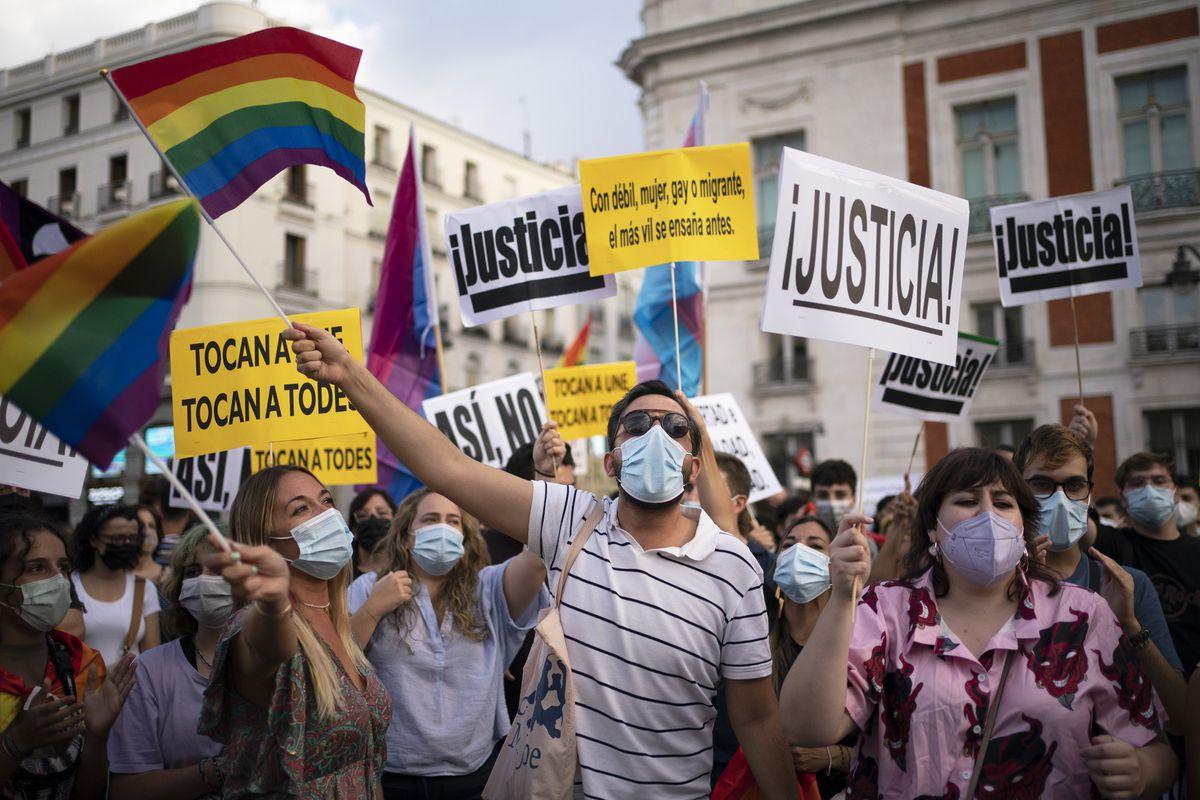 Homofobia: queja imaginaria;  miedo muy real  Comunidad