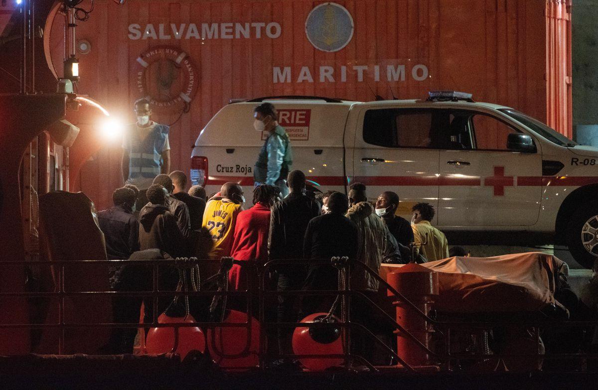 Inmigración a Canarias: La Ruta de Canarias ha registrado más del doble de muertes en lo que va de año que en el mismo periodo de 2020    España