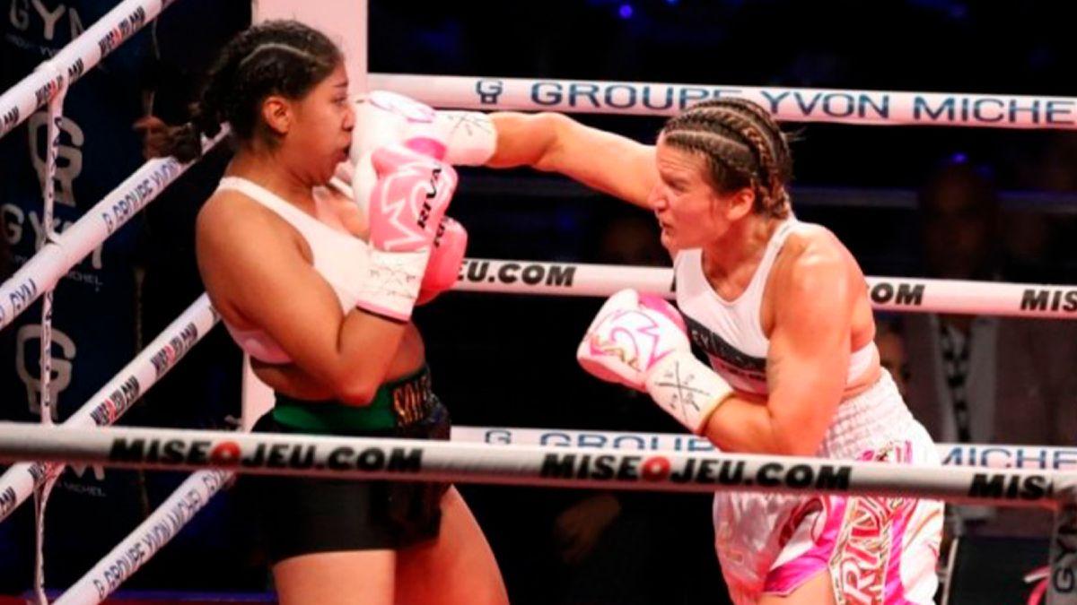 Janet Zacarias, boxeadora mexicana de 18 años, muere tras pelea en Canadá |  deporte