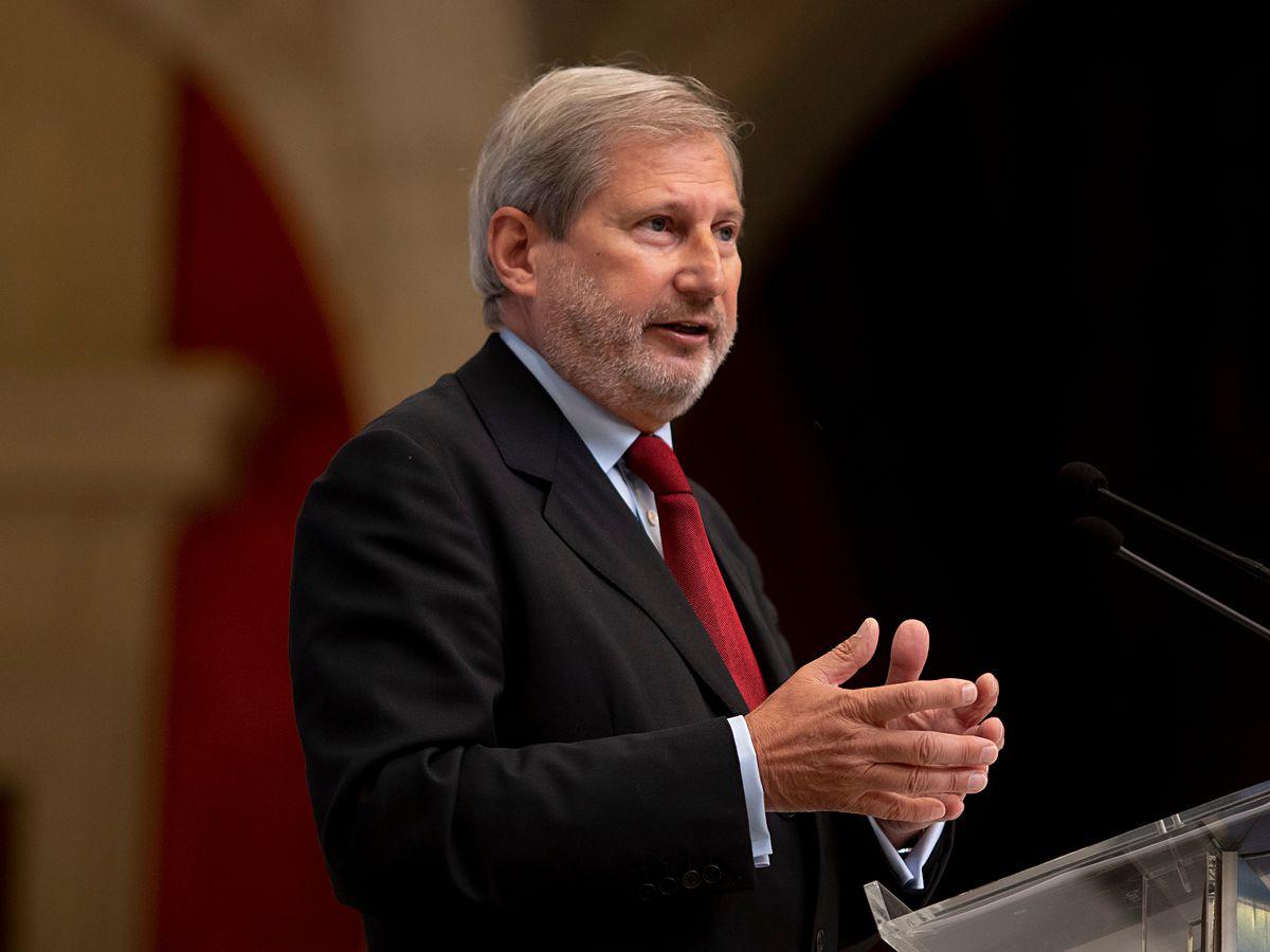"""Johannes Hahn: """"Estos eurobonos deben verse como algo excepcional""""  Ciencias económicas"""