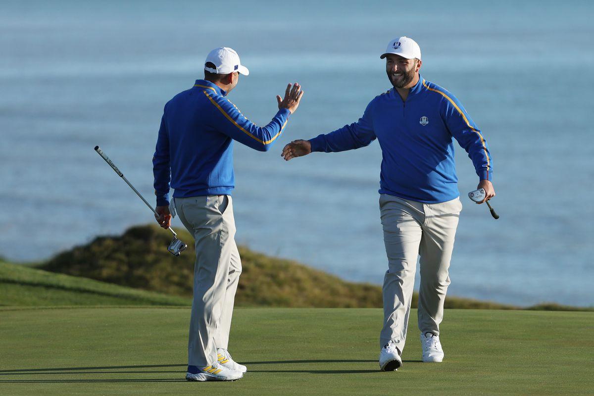 John Ram y Sergio García sobreviven en Estados Unidos  deporte