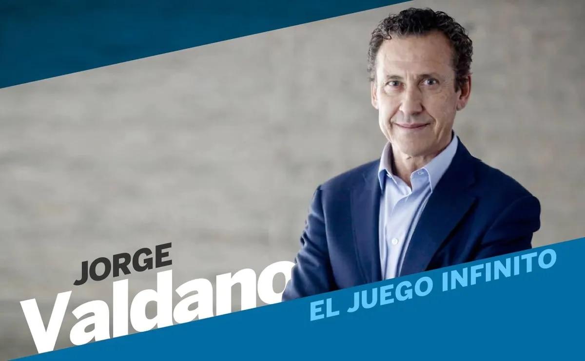 Jorge Valdano: Con todos vosotros, el nuevo fútbol  deporte