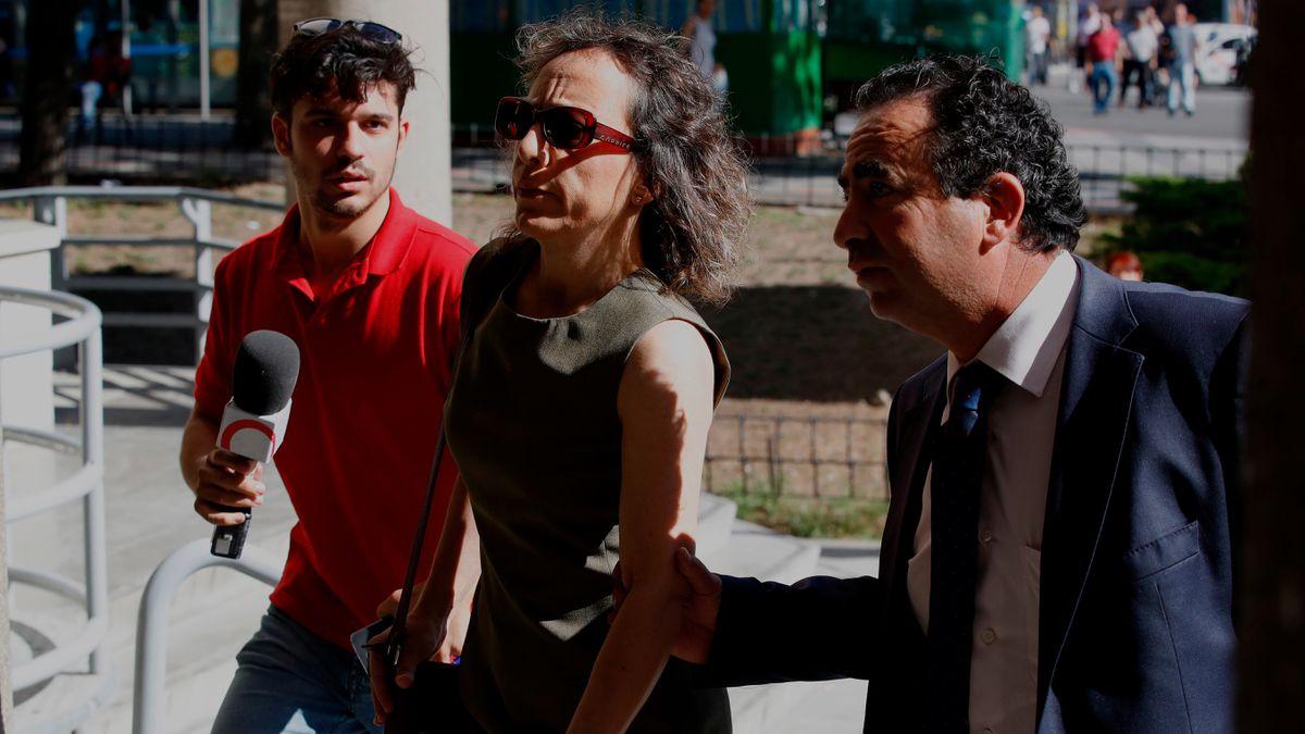 Juez recibe a Noelia de Mingo en el hospital psiquiátrico del penal de Alcalá Meco tras apuñalar a dos personas en El Molar |  Madrid