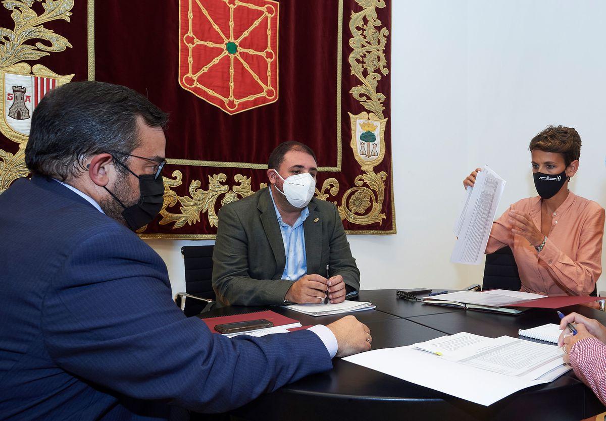 Jurisdicción de Nuevo Navarro: Tribunal Constitucional desestima el recurso del Gobierno contra la nueva recopilación de derecho civil en Navarra |  España