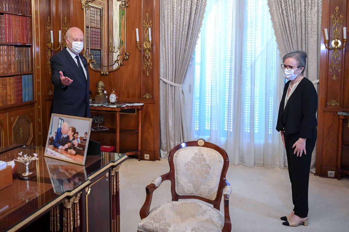 Kais Said: el presidente tunecino nombra primer ministro para la historia del país  Internacional