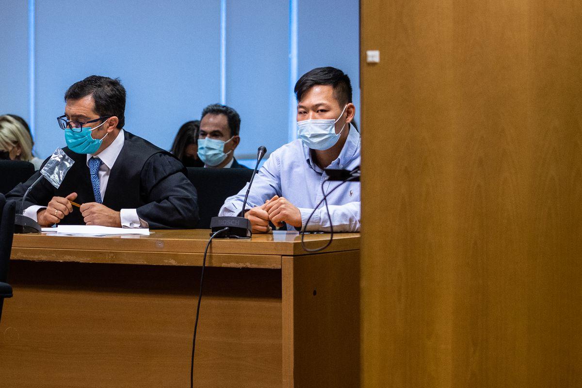 Kevin Cui: Kamikaze M-50 condenado por asesinato por la mayoría de los miembros del jurado |  Madrid