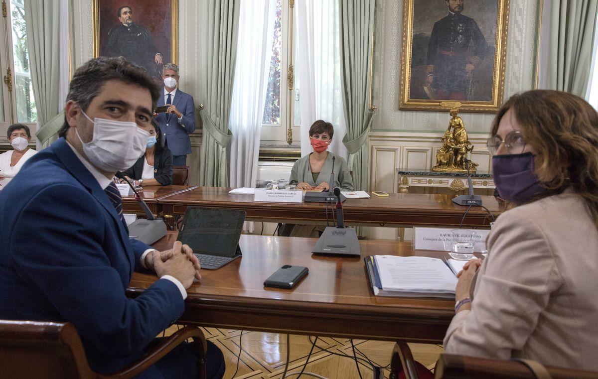 """""""La Generalitat no será el freno a la expansión del aeropuerto""""  España"""