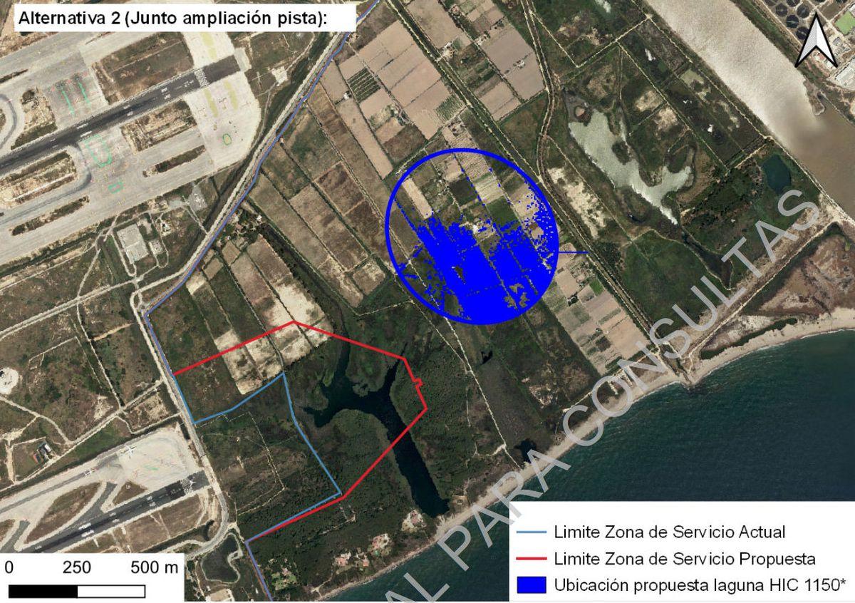 La Generalitat sabe desde hace dos meses que la ampliación de El Prat afectará al espacio protegido de La Ricarda |  Cataluña