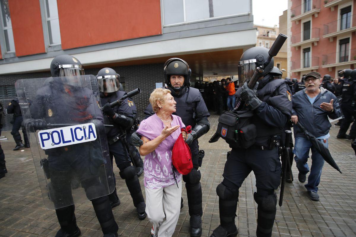 La Justicia Europea rechaza las primeras quejas sobre las acusaciones en el referéndum 1-O    Cataluña